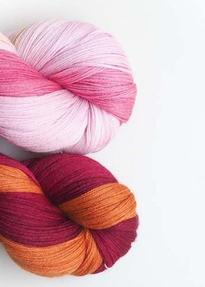 Cool Wool Lace Hand-Dyed
