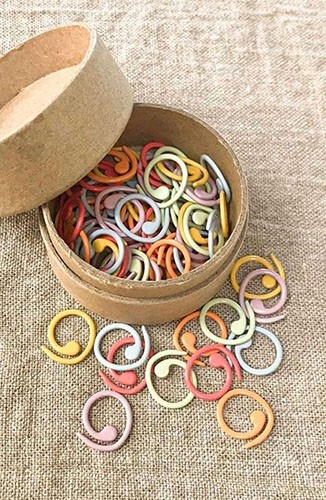 Coco Knits Stitchmarkers split ring