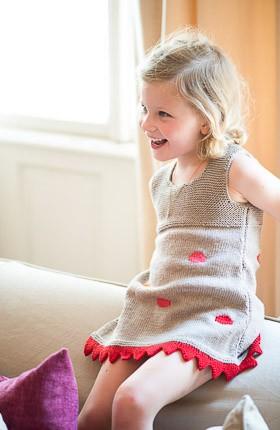 Little Miss Polkadot