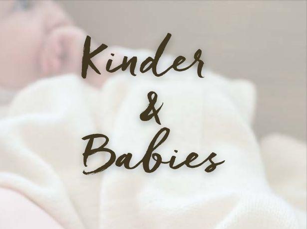 Kinder und babies